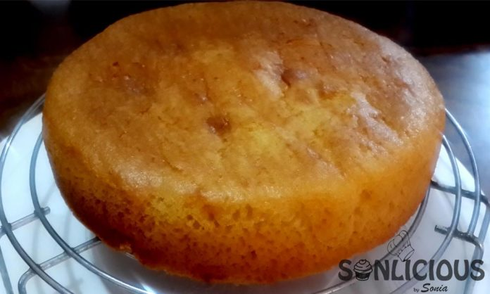 Can I Make Sponge Cake Without Eggs