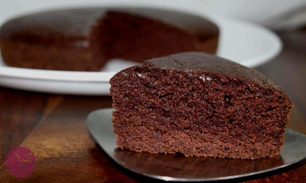Chocolate Semolina Cake Recipe