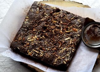 Biscuit Brownies Recipe