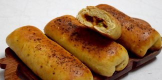 Savoury Breakfast Roll
