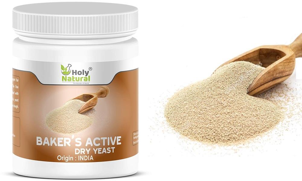 Holy Natural Active Dry Yeast