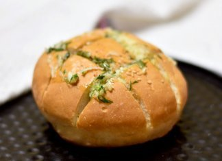 Baked Party Cheese Bread