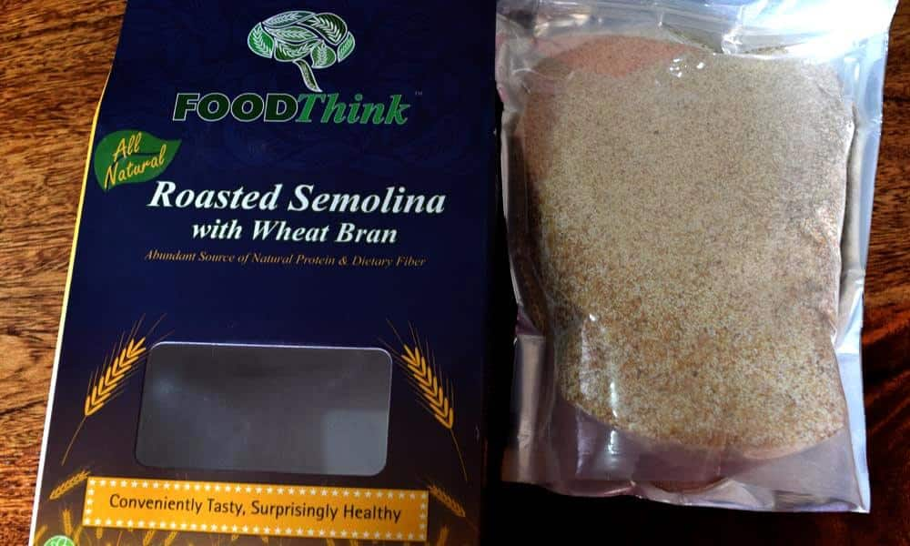 FoodThink Roasted Semolina zip lock