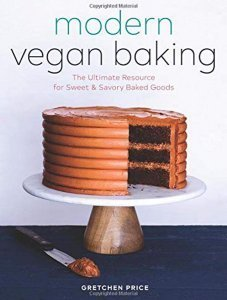 Modern Vegan Baking by Gretchen Price