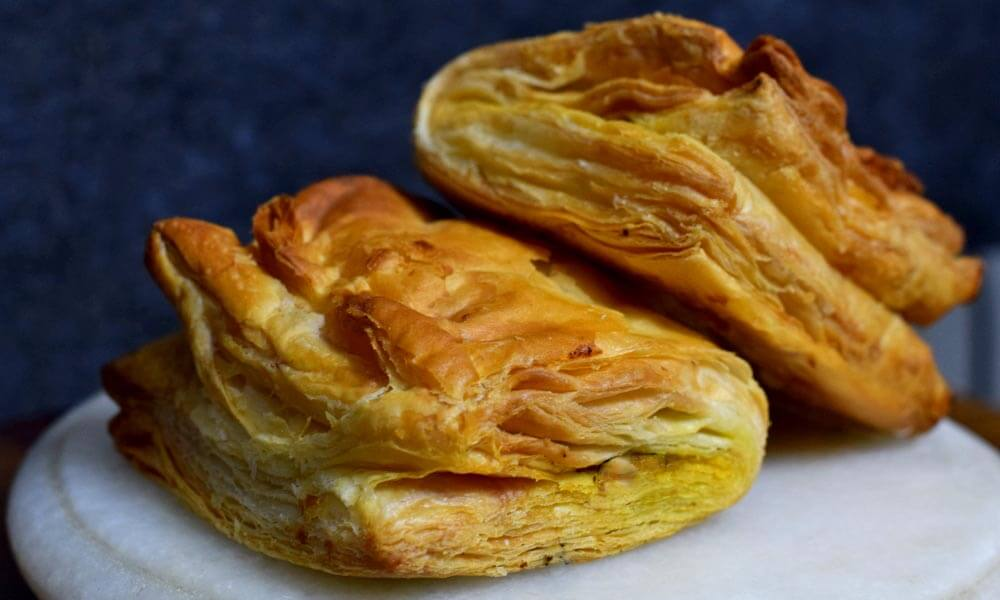 Pastry Puff