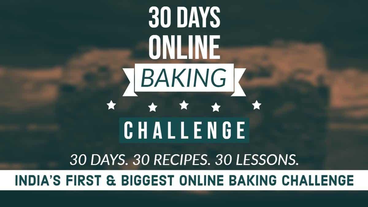30 Days BakingChallenge