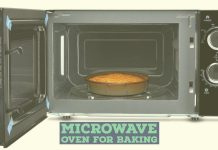 Microwave Oven for Baking