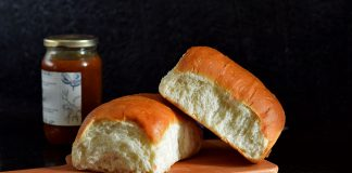Overnight Breakfast rolls