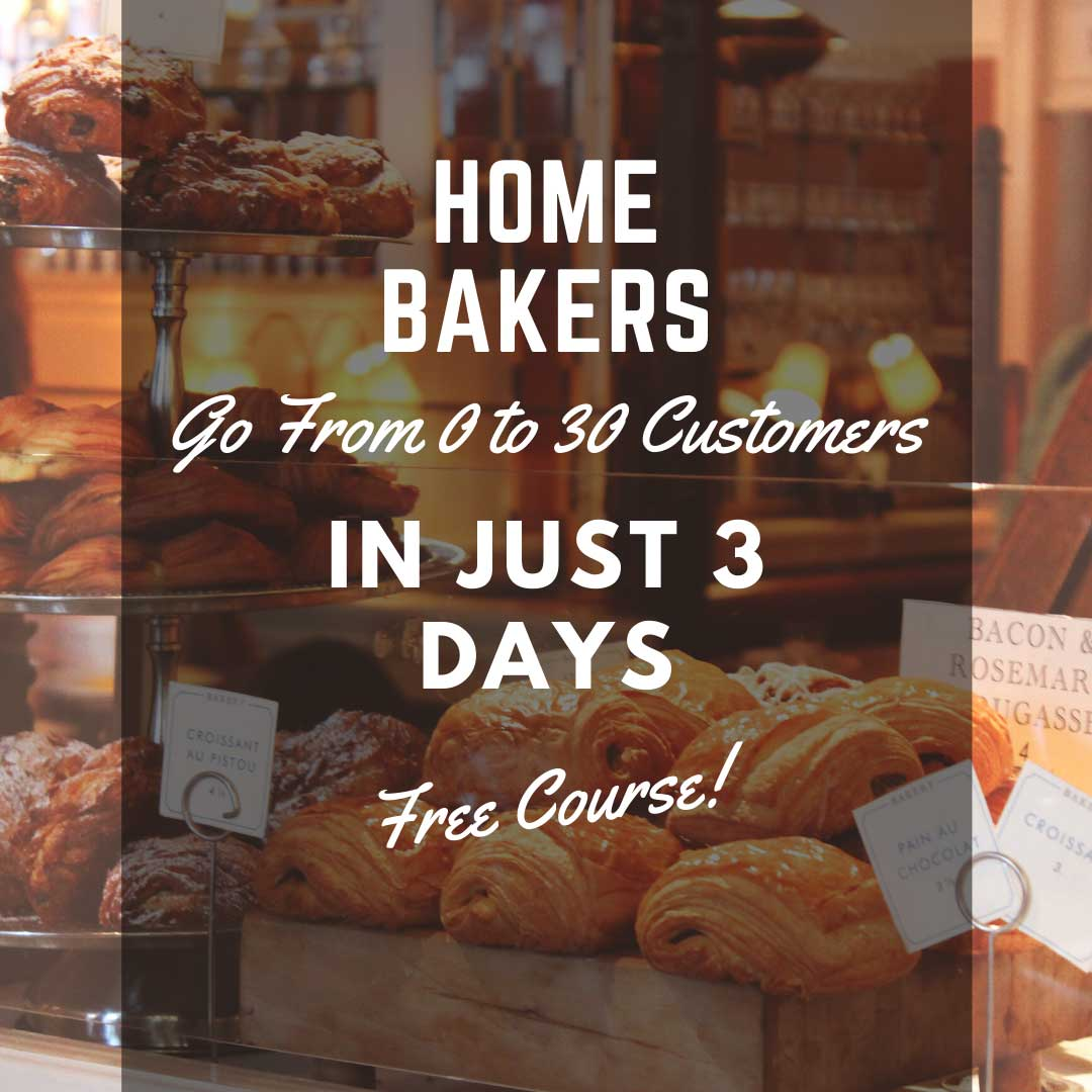 Home-Baker-Free-Course