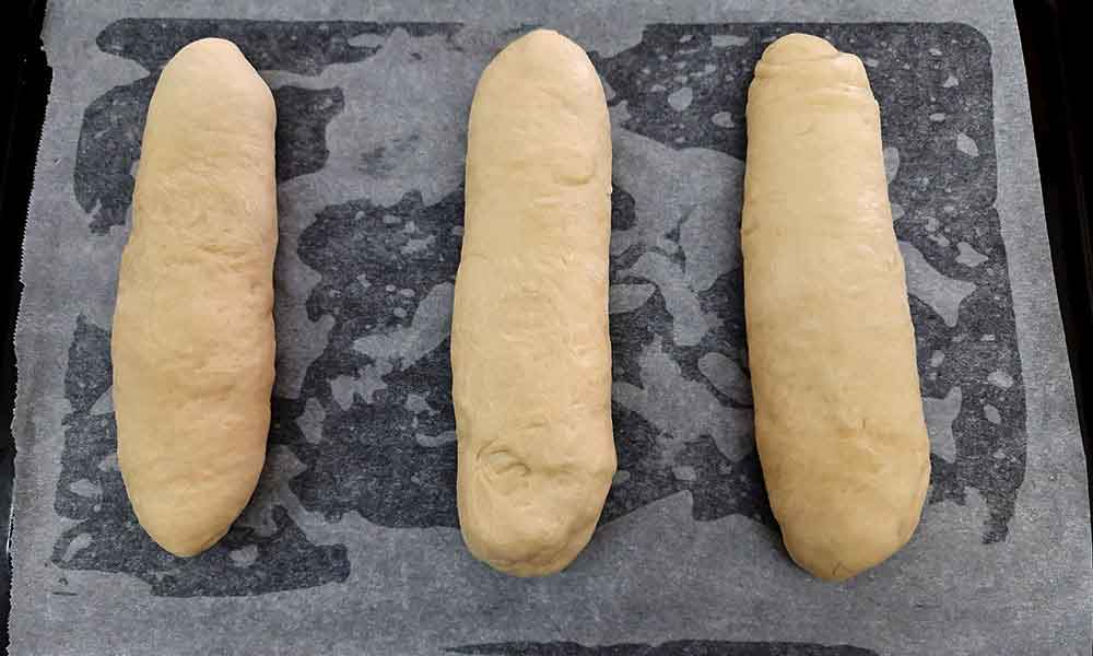 Subaway-Sandwich-Bread-Dough-After-Shaping