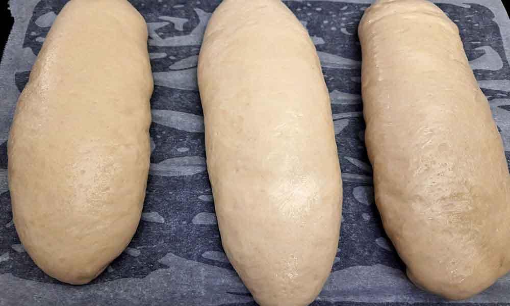 Subaway-Sandwich-Bread-Dough-Before-Baking