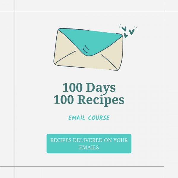 100 days 100 recipes email course abcb