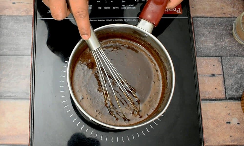 Mud Cake Liquid Ingredients