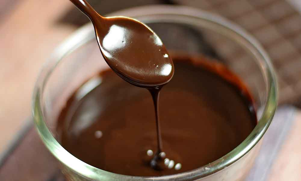 chocolate sauce recipe with butter